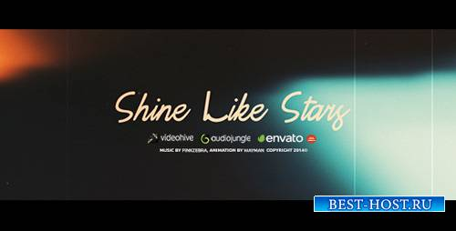 Shine Like Stars - Project for After Effects (Videohive)