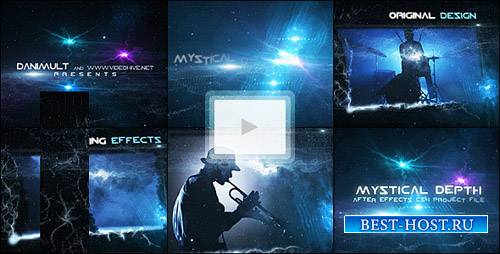 Mystical Depth - Project for After Effects (Videohive)