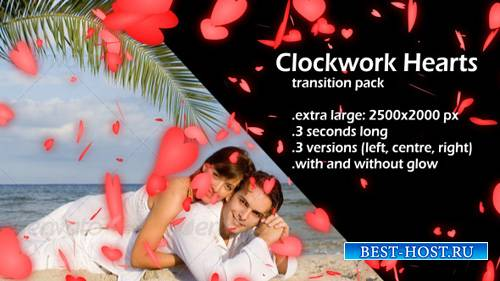 Clockwork Hearts - Motion Graphics (Videohive)