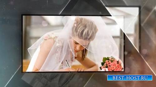 Glossy Wedding - проект для After Effects