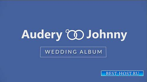 Timeline Wedding Album - Project for After Effects (Videohive)