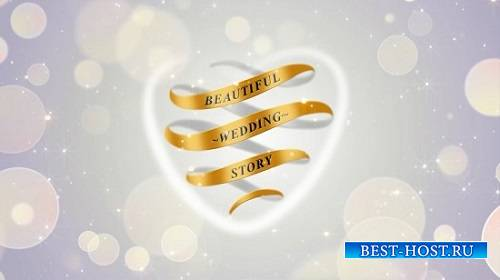 Beautiful Wedding Story - проект videohive для After Effects