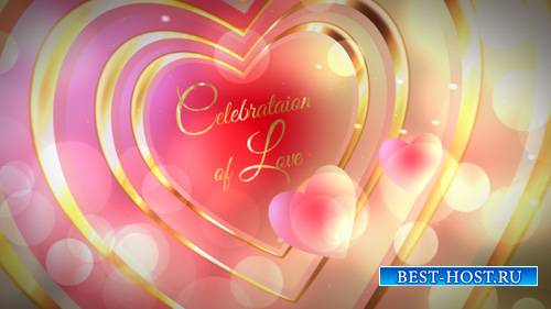 Celebration of Love - Project for After Effects (Videohive)