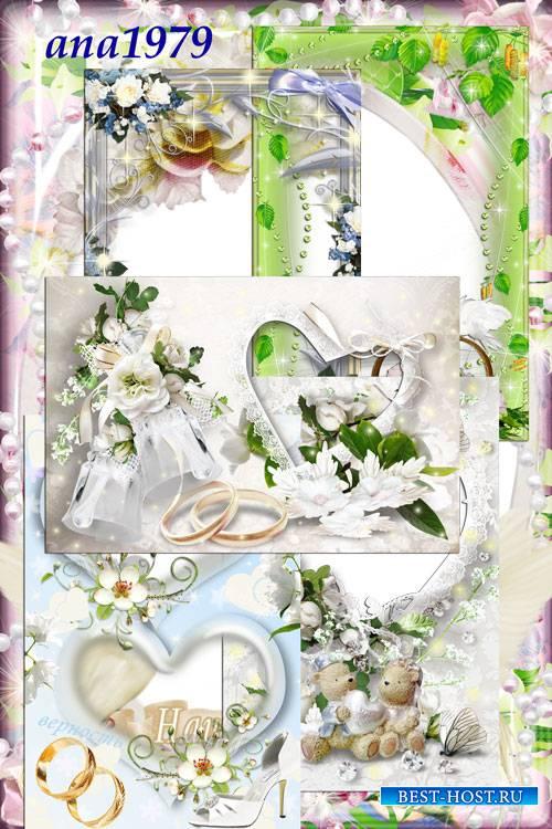 Сборник рамок для фотошопа - Любви и ...: best-host.ru/ramki-photoshop/shablon-ramka-foto