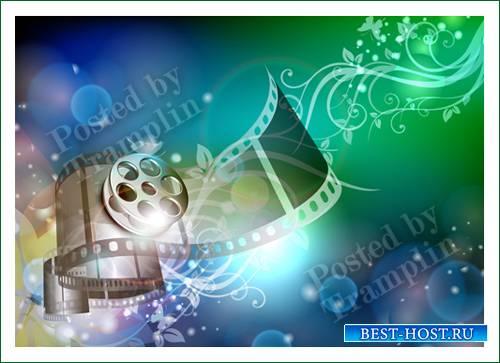 Изящный фэнтезийный многослойный исходник Psd - Фильм, кинопленка