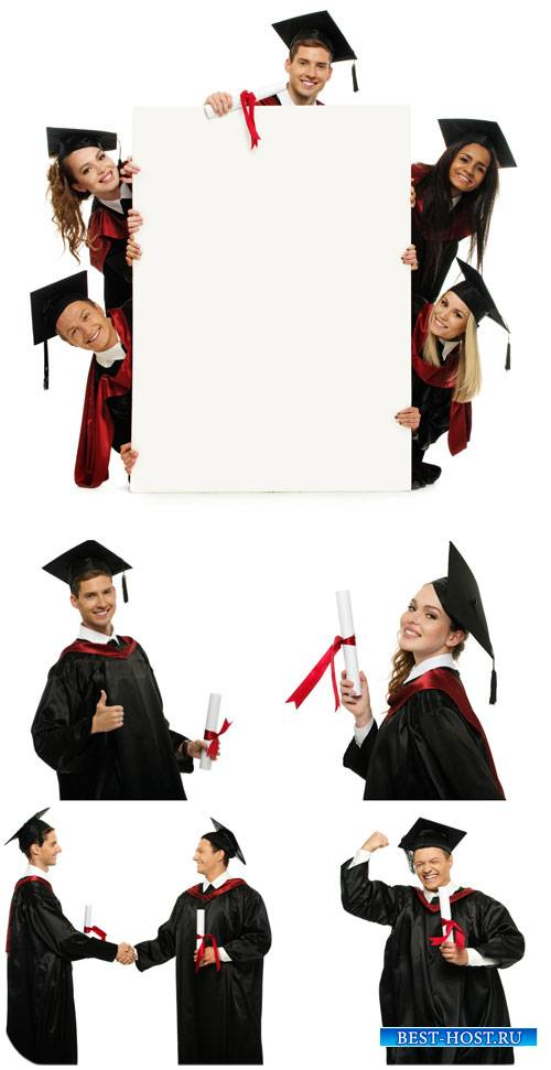 Студенты зарубежных учебных заведений / Students of foreign educational ins ...