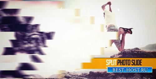 Split Photo Slide - Project for After Effects (Videohive)