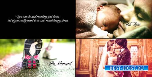 Recall Happy Times - Project for After Effects (Videohive)