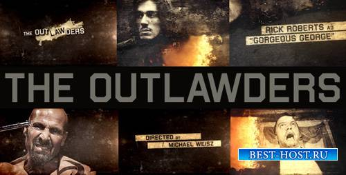 The Outlawders - Project for After Effects (Videohive)