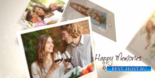 Happy Memories 7220387 - Project for After Effects (Videohive)