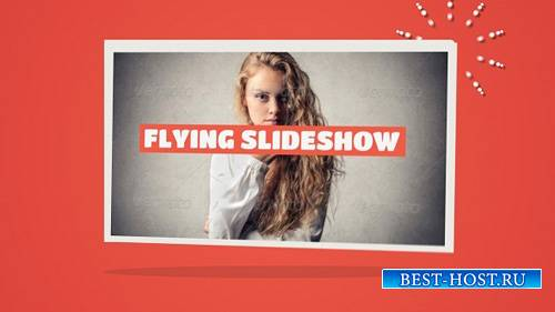 Flying Slideshowr - Project for After Effects (Videohive)