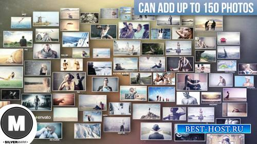 3D Photos Slideshow - Project for After Effects (Videohive)