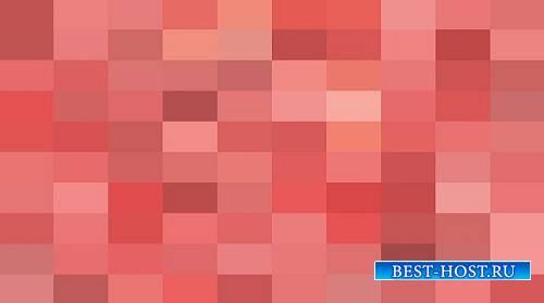 Футажи - Shimmering mosaic