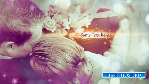 Golden Slides - Project for After Effects (Videohive)