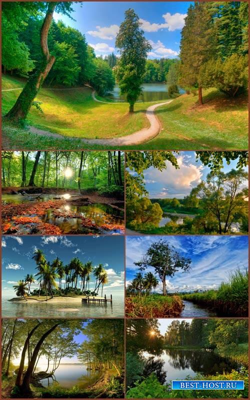 Обои - Великолепные пейзажи природы 2