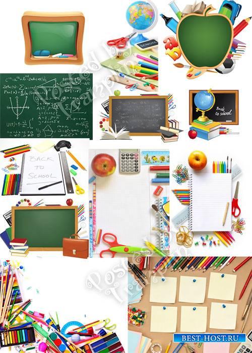 Школьные фоны - School backgrounds