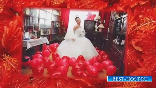 Свадебный проект для ProShow Producer - Свадебные голуби