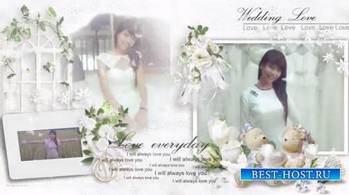 Свадебный проект для ProShow Producer - Свадьба