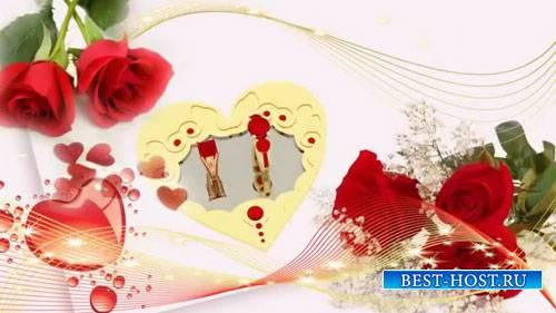 Свадебный проект для ProShow Producer - Книга любви