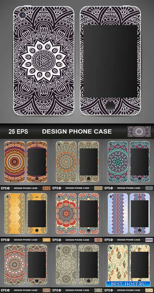 Дизайн обложки для телефонов