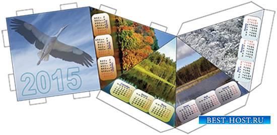 Настольный календарь - Природа Беларуси