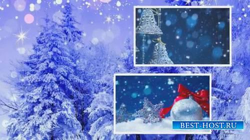 Новогодний проект для ProShow Producer - Новый год
