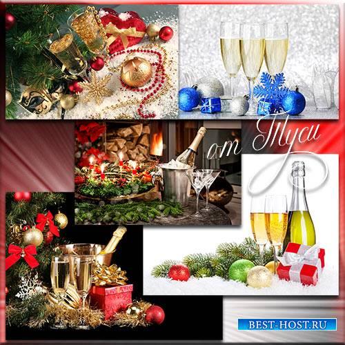 Шампанское искрится, Новый год к нам мчится