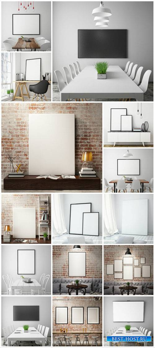 Trendy interior # 1 - stock photos