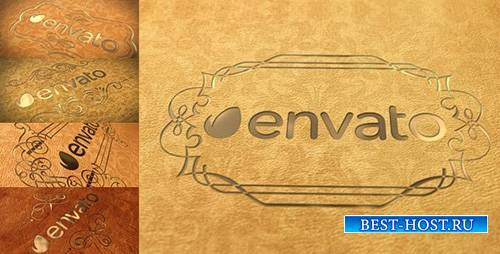 Elegant Leather Logo - Project for After Effects (Videohive)