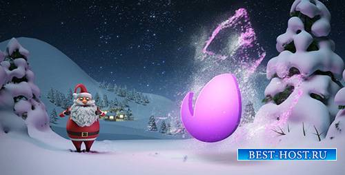 Santa - Christmas Magic - Project for After Effects (Videohive)