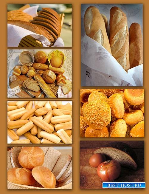 Хлебобулочные изделия -  фотоподборка