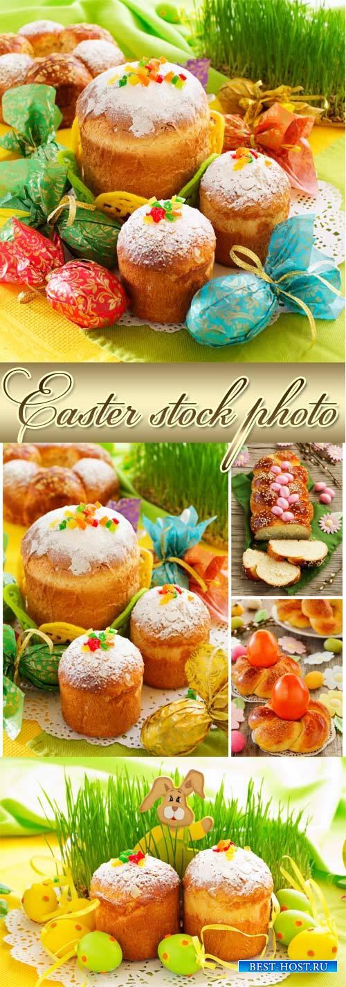 Easter, easter eggs, easter cakes