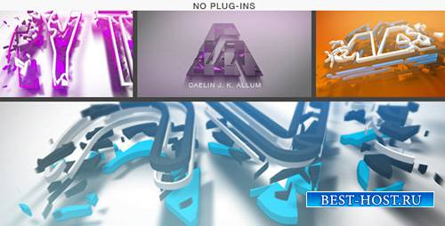 Logo Construction - Project for After Effects (Videohive)