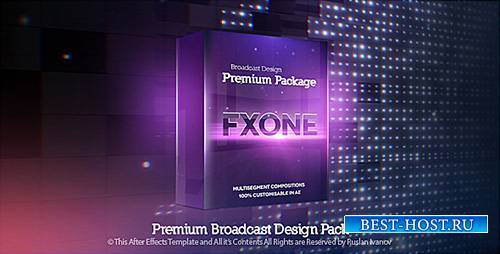 Broadcast Design Fx One - Project for After Effects (Videohive)