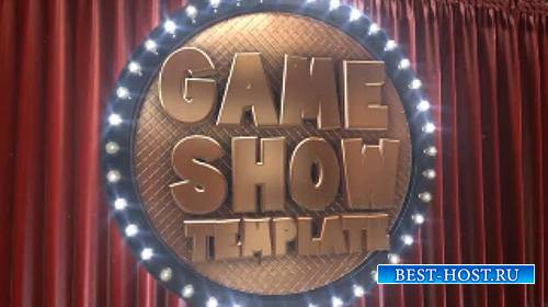 Game Show - Project for After Effects
