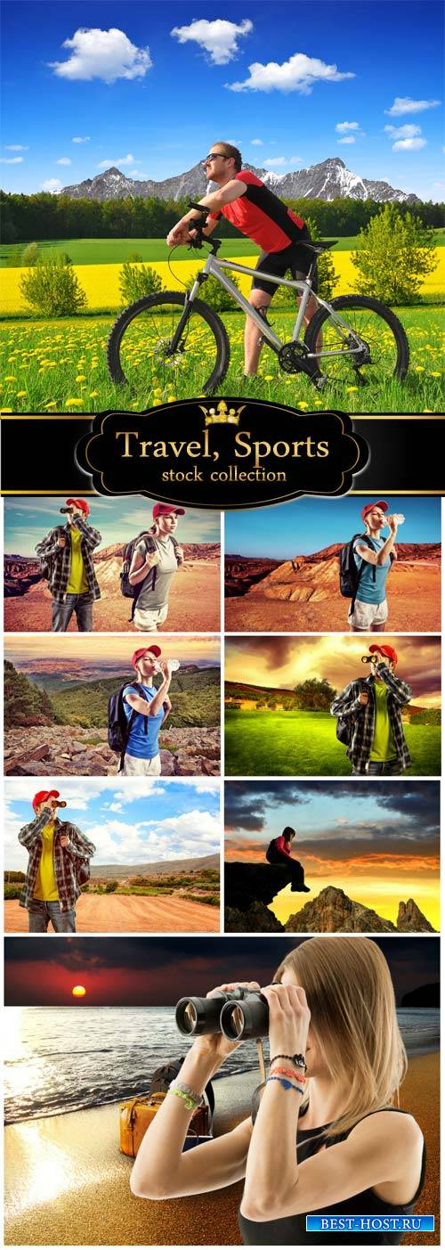 People and Travel - stock photos