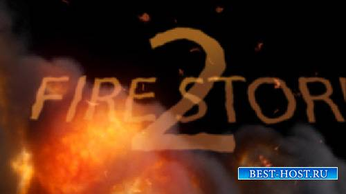 Fire Storm 2 - Project for After Effects