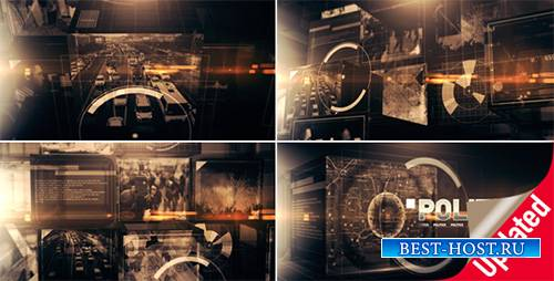 Political Events - Project for After Effects (Videohive)