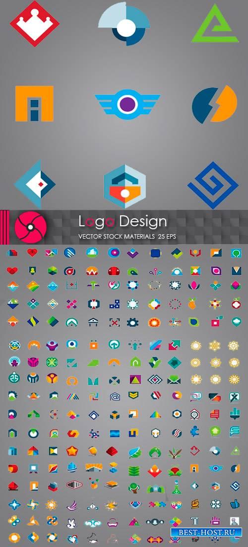 Векторные логотипы для сайта 2