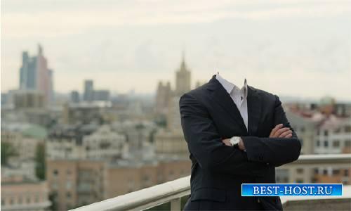 Шаблон мужской - Влиятельный человек в Москве