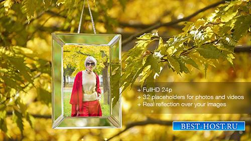Gallery Golden Autumn - Project for After Effects (Videohive)