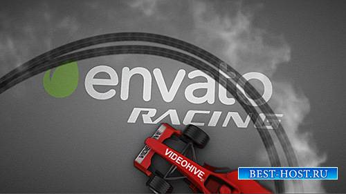 Formula One - Burnout Logo Reveal - Project for After Effects (Videohive)