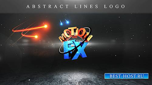 Abstract Lines Logo - Project for After Effects (Videohive)