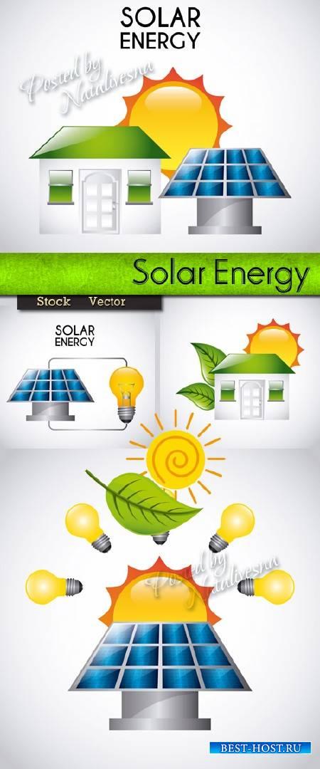 Солнечная энергия в Векторе