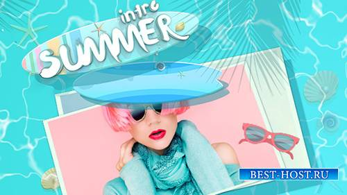 Summer 11922215 - Project for After Effects (Videohive)