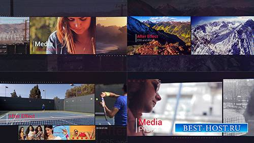 Inspired Video Reel - Project for After Effects (Videohive)
