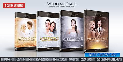Wedding Pack 12071574 - Project for After Effects (Videohive)