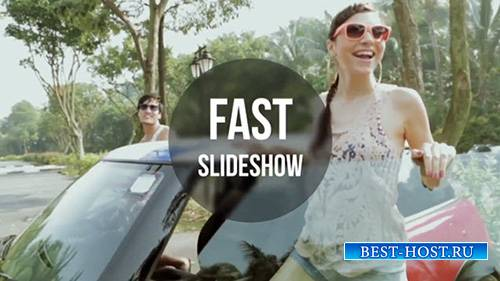 Fast Slideshow - After Effects Template (Motion Array)