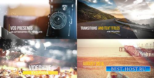 Epic Light Titles - Project for After Effects (Videohive)