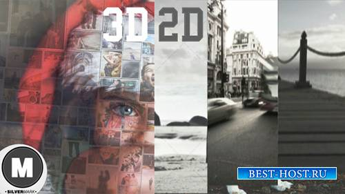 2/3D Photo Slideshow Bundle - Project for After Effects (Videohive)